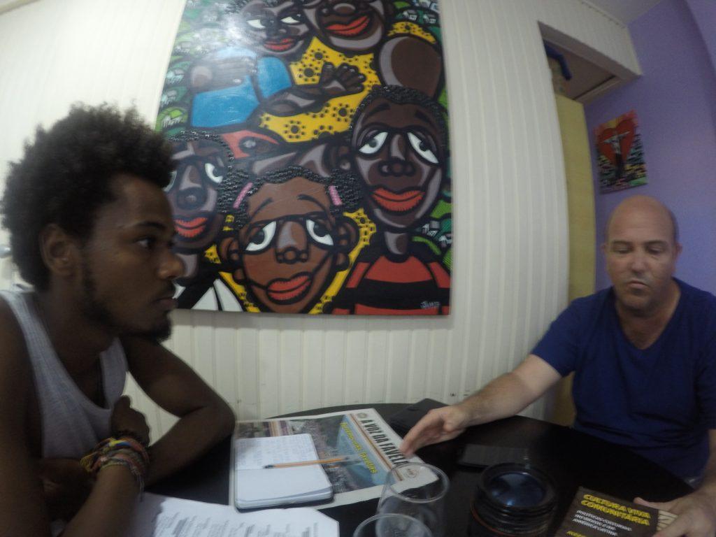 Agencia de noticias da favela